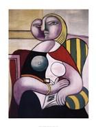 La lecture (Woman Reading)