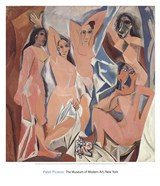 Les demoiselles d&#39;Avignon