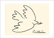 Dove of Peace (serigraph)