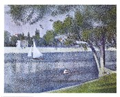 Seine At the Grande-Jatte