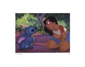 Stitch and Nani
