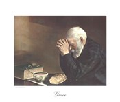 Grace (Old Man Praying)
