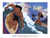 Lilo&#39;s Surfing Adventure