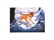 Bambi&#39;s Winter Trail
