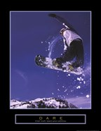 Dare - Snowboarder