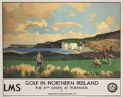 Vintage Golf - Golf In Northern Ireland