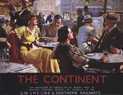 Vintage Travel - The Continent