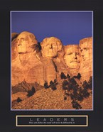 Leaders - Mount Rushmore