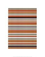 Terracotta Stripes