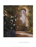 Garden Door, Broughton Castle