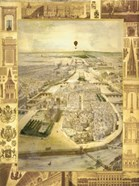 Carte de Paris I