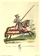 1512-Knight Armed a La Haute Barde