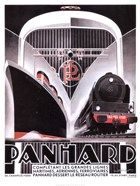 Panhard Lines 16x12