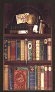 Antique Bookcase I