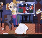 Profile/Part II, The Thirties: Artist with Painting and Model, 1981