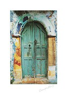 Arched Doorway [white border] (19-1/2 x 27-1/2)