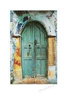 Arched Doorway [black border] (13-3/4 x 19-1/2)