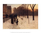 Boston Common at Twilight, 1885-86