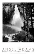 Nevada Fall, Rainbow, Yosemite National