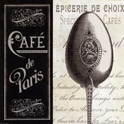 French Menu I