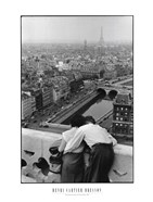 Bresson - View from the Towers of Notre Dame