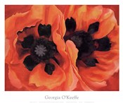 Oriental Poppies, 1928