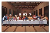 Last Supper (black)