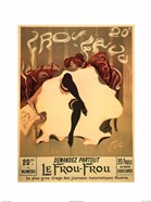 Le Frou-Frou, c.1900