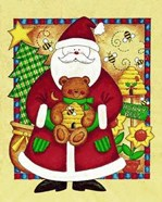 Santa and Bear