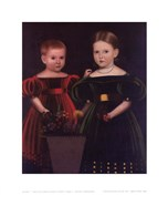 Two Children From Torrey Family Size 8x10