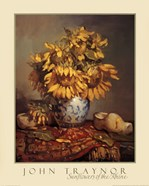 Sunflowers of the Rhine