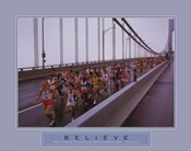 Believe - Marathon Runners