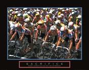 Sacrifice - Starting Line Bicycle Race