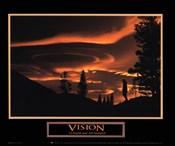Vision-Gold Sky