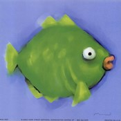 Green Pucker Fish