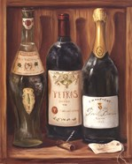 Wine Cabinet II