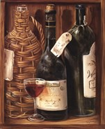 Wine Cabinet III