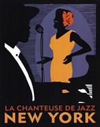 La Chanteuse de Jazz