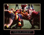 Group Effort - Rugby
