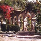Sunlit Archway (detail)