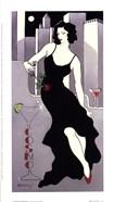 La Dame En Noire