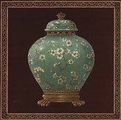 Jade Ginger Jar