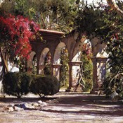 Sunlit Archway (detail)