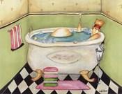 Bathing Lady II