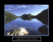 Dedication - Jordan Pond