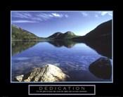 Dedication - Jordan Pond