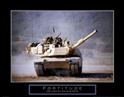 Fortitude - Tank On The Move