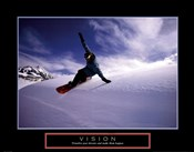 Vision - Snowboarder