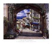 Arch De Cagnes