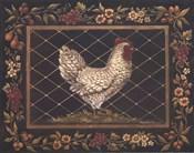 Old World Hen - Mini